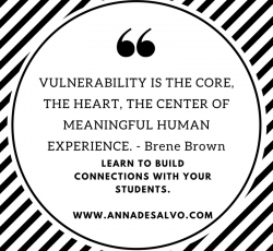Vulnerability and Authenticity